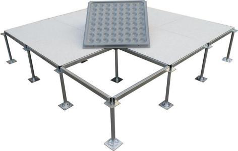 防静电地板检测方法
