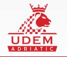 UDEM Adriatic d.o.o.(CE彩世界机构)